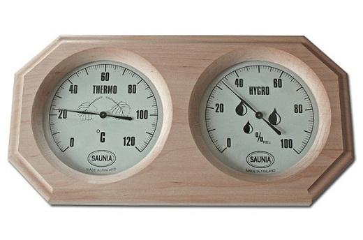 На снимке представлен термометр стрелочного типа