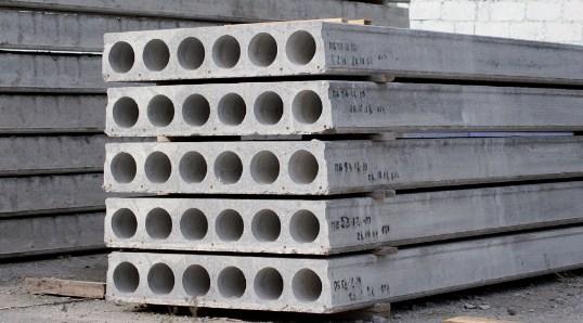 Области применения и разновидности плит перекрытия