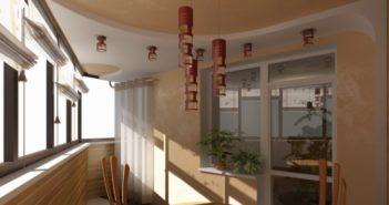 Профессиональное остекление лоджии или балкона