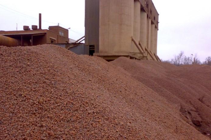 Сыпучие строительные материалы от компании «Гранитресурс»