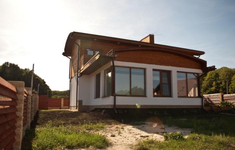 Строительство домов и пристроек для частной территории