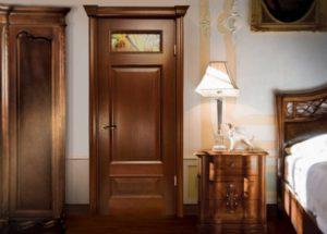 Индивидуальность дизайна двери в «Нева»