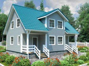 Из чего выгодней строить дом в Москве? 1