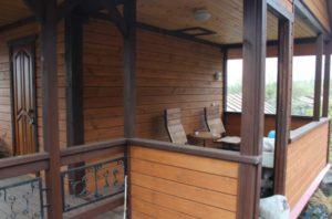 Каркасная баня – технология строительства