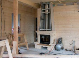 Приобретение дымохода для камина