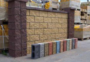 Стеновые блоки – размеры и разновидности