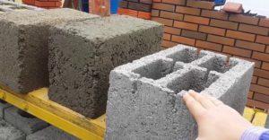 Стеновые блоки – размеры и разновидности 2
