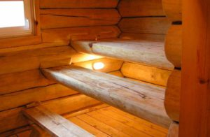 Бани из бревна - сравнительная характеристика строительных материалов 2