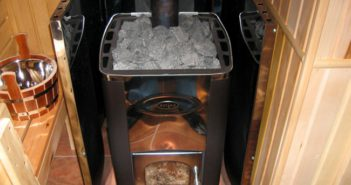 Виды современных печей для бани 3