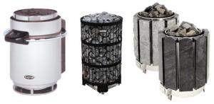Виды современных печей для бани 4