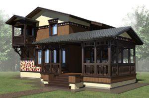 Проектирование загородных домов и пристроек на частном участке 3