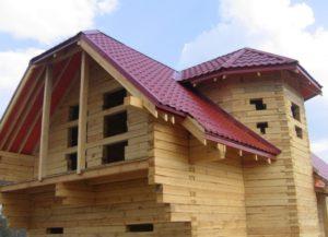 Усадка брусового дома – ключевые сособенности 2