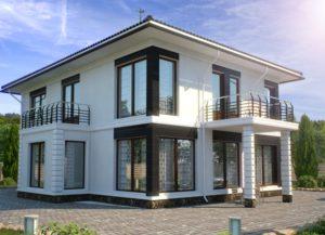 Проектирование загородных домов и пристроек на частном участке