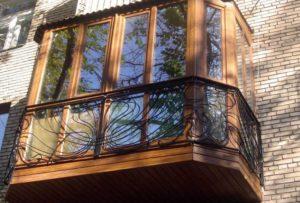 Прочность и красота металлопластиковых балконов