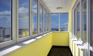 Прочность и красота металлопластиковых балконов 2