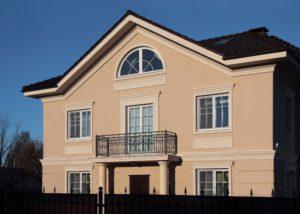 Фасадные наличники для окон и межэтажные карнизы для многоэтажных домов 2