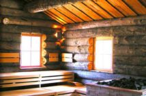 Деревянная баня из сруба своими руками