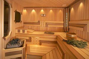 Какой материал лучше использовать для отделки стен в бане