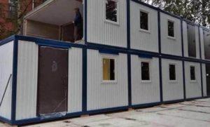 Основные достоинства модульных зданий