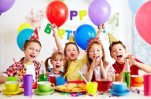 День рождения ребенка в городе Муром