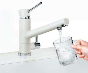 Смесители для питьевой воды