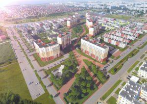 Квартиры в новостройках города Ульяновск