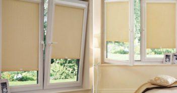 Ролеты на окна в Днепре: преимущества и функции