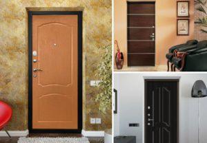 Сравнительная характеристика входных дверей