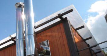 Дымоходы из нержавеющей стали: преимущества
